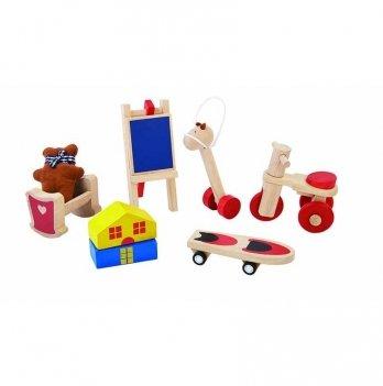 Деревянный набор PlanToys® Набор игрушек для кукол