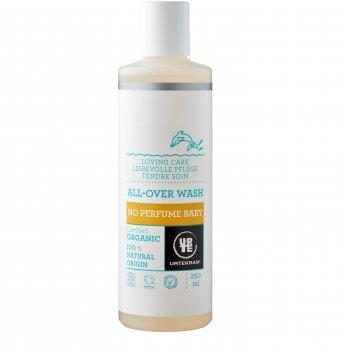Органическое средство для купания младенцев Urtekram Без запаха 83593 250 мл
