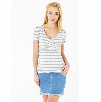 Джинсовая юбка для беременных To Be Голубой варка 1 4064709-11