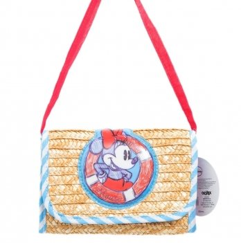 Сумка соломенная Disney Минни Маус (Minnie)