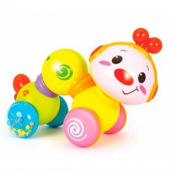 Игрушка Hola Toys 997 Музыкальная гусеничка