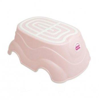 Стульчик-подставка детский Okbaby Herbie, многофункциональный, розовый