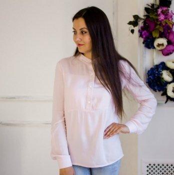 Блуза для кормящих мам Toulouse Lullababe с длинным рукавом розовый