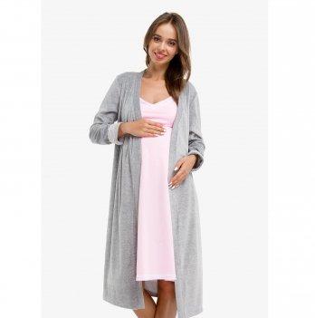 Комплект в роддом Anais Creative Mama халат + ночная