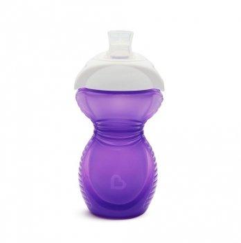 Бутылочка непроливная Munchkin Bite Proof Фиолетовый 44166.04 266 мл