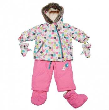 Зимний костюм (куртка и полукомбинезон) Deux par Deux A 500-631