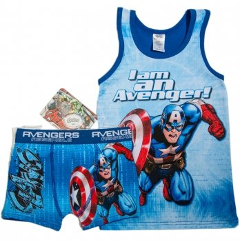 Пижама Arditex, Avengers (Мстители)