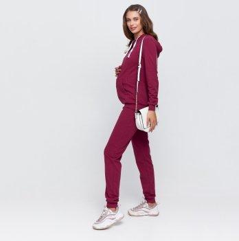 Спортивный костюм для беременных Юла мама Allegro Бордовый ST-30.051