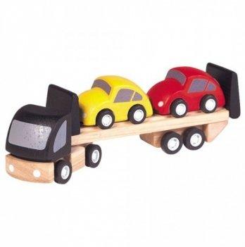 Деревянная машинка PlanToys® Автовоз