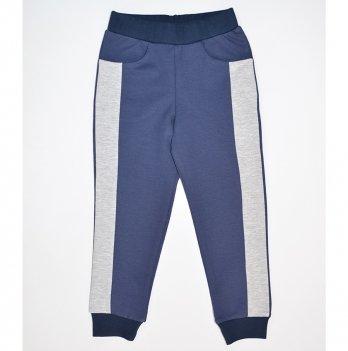Детские спортивные штаны для мальчика Vidoli Синий B-20480W