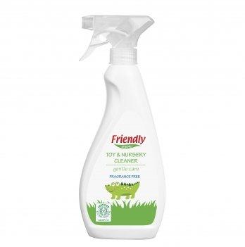 Моющее средство для детских игрушек Friendly Organic, Toy & Nursery Cleaner, 500 мл