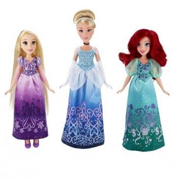 Кукла Hasbro Disney Princess, Классическая модная кукла Принцесса в ассортименте