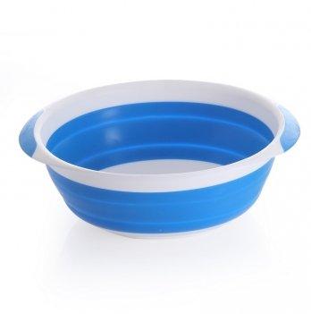 Универсальный складной тазик Babyhood, голубой