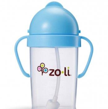 Поильник ZoLi BOT XL Blue 270 мл