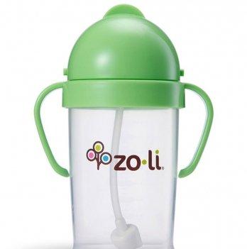 Поильник ZoLi BOT XL Green  270 мл