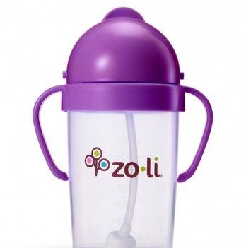 Поильник ZoLi BOT XL Purple 270 мл
