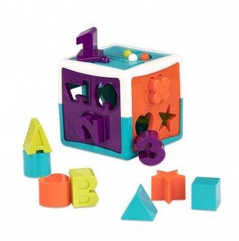 Развивающая игрушка - сортер, Battat