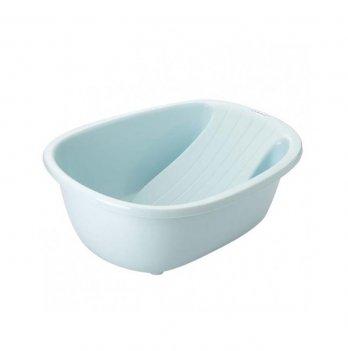 Ванночка Babyhood ПоПо BH-309B лежачая голубой