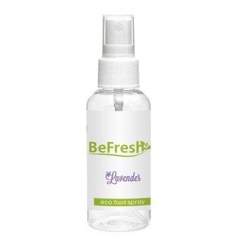 Дезодорант-спрей Лаванда для ног Organic Eco Foot Spray BeFresh 50 мл