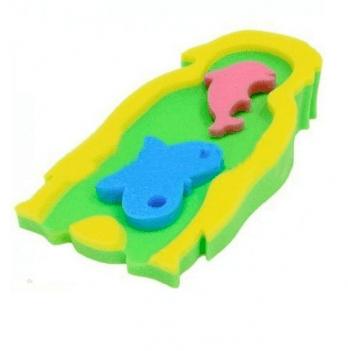 Матрасик поролоновый в ванночку Tega Baby Mini, маленький