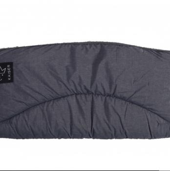 Теплая двойная муфта для рук Kaiser Alaska, 45х25см, синяя