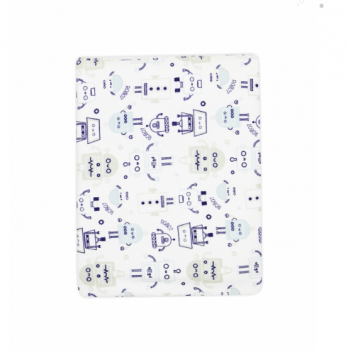 Пеленка для новорожденного Smil Роботы 90х80 см