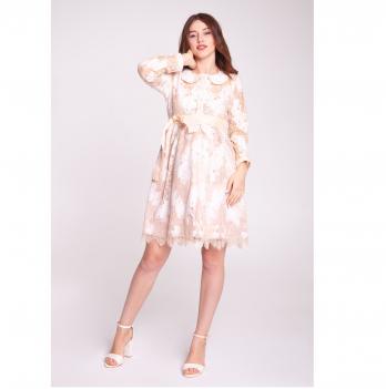 Платье для беременных и кормящих White Rabbit Blansh Бежевый
