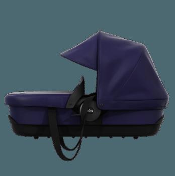 Люлька для коляски Mima Zigi Carrycot Темно-синий 70669 A301800-01