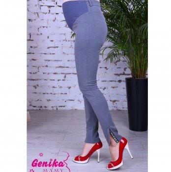 Штаны для беременных Genika Серый 1125
