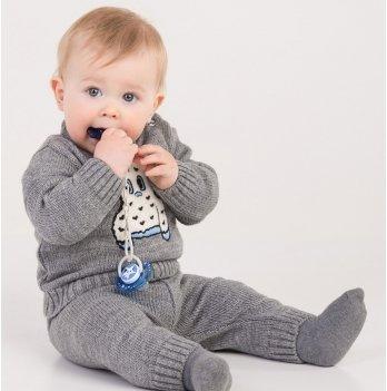 Костюм для малыша Каспер ТМ Lutik КС-1307 светло-серый
