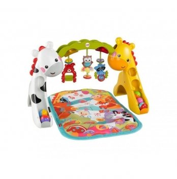 Игровой центр 3 в 1 Fisher- Price Растем вместе