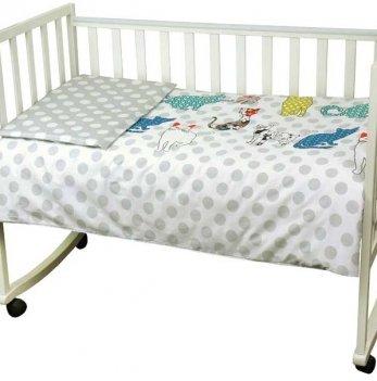 Детский комплект постельного белья ТМ Руно, Cat