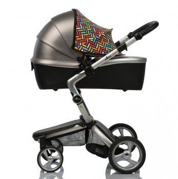 Двухсекционный солнцезащитный козырек для коляски ДоРечі, Color Twin Shade