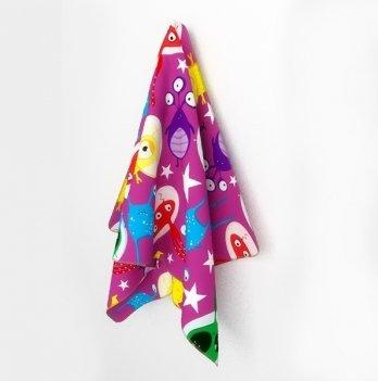 Универсальное детское полотенце Emmer Cosmo Zoo Pink