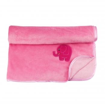 Покрывало DANAYA DA99F розовое
