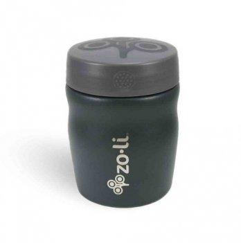 Термос-контейнер для еды ZoLi  POW DINE Grey