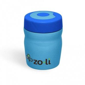 Термос-контейнер для еды ZoLi DINE Blue