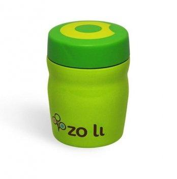 Термос-контейнер для еды ZoLi DINE Green