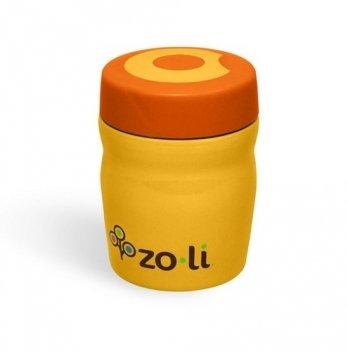 Термос-контейнер для еды ZoLi DINE Orange