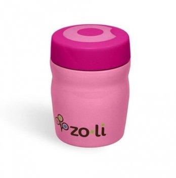 Термос-контейнер для еды ZoLi DINE Pink