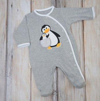 Человечек MagBaby Пингвины