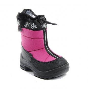 Сапоги зимние для девочки Kuoma Lumieskimo, Pink