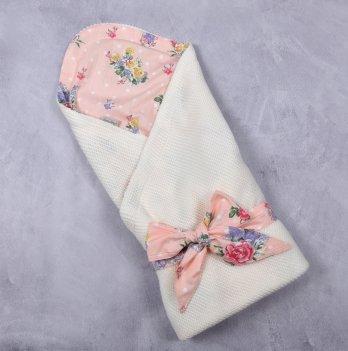 Конверт-плед Belle Magbaby Цветы