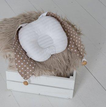 Детская подушка Magbaby для новорожденных грызушка