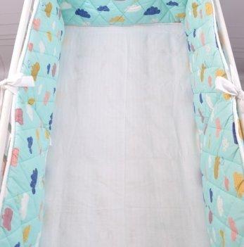 Бортик-защита в кроватку Magbaby