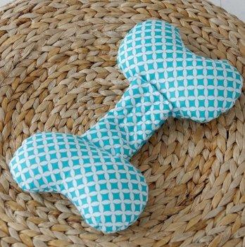 Ортопедическая подушка для новорожденных Magbaby, Butterfly, Бирюза