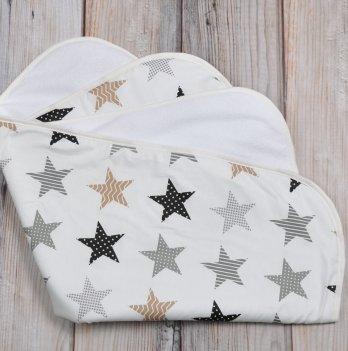 Непромокаемая пеленка Magbaby Крупные звезды 60 х 80 см