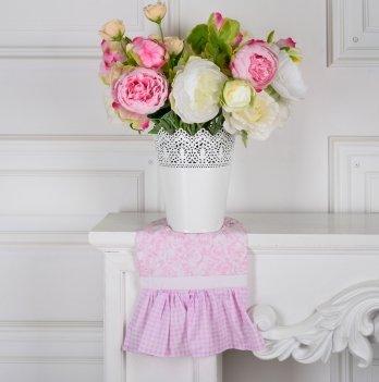 Слюнявчик Magbaby Платье Нежность Розовый 101405