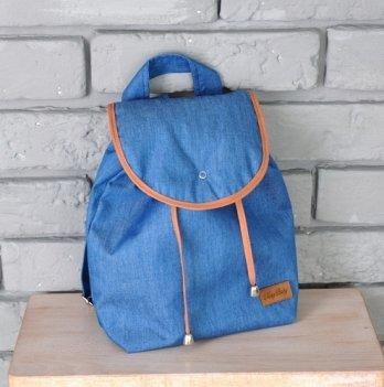Детский рюкзак Джинс Magbaby