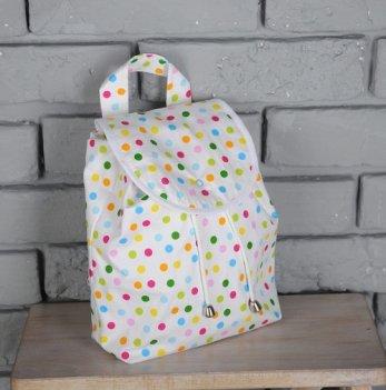 Детский рюкзак Горошек Magbaby